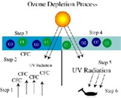 SHORT ESSAY: Depletion in Ozone Layer